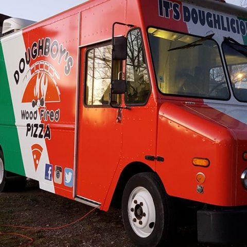 Boccardi S Food Truck Menu