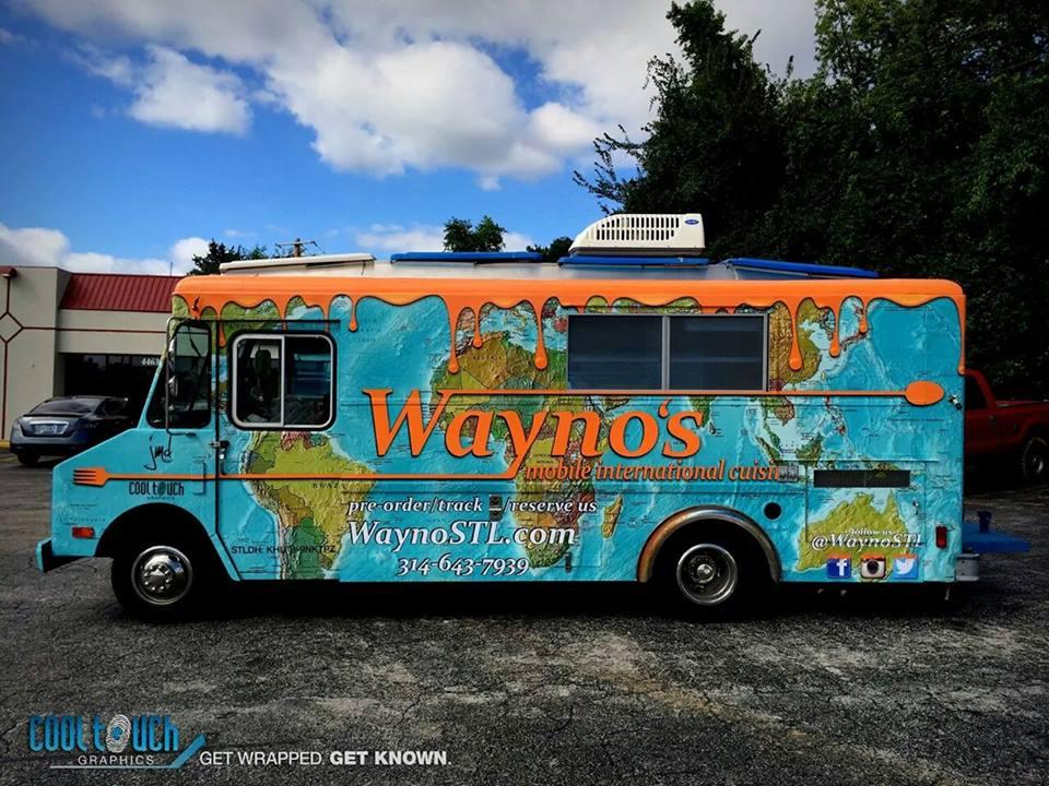 Waynos Vendor Spotlight Sauce Food Truck Friday